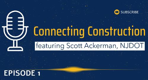 Episode 1 -  featuring Scott Ackerman of the New Jersey DOT