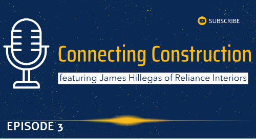 Episode 3 - feature James Hillages of Reliance Interiors