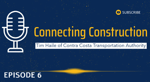 Episode 6 - featuring Tim Haile, Contra Costa Transportation Authority