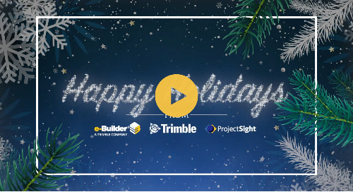 Happy Holidays from Trimble PPM