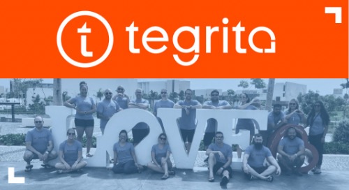 We are Tegrita: Outward Changes with Inward Impact – The Evolution of the Tegrita Brand