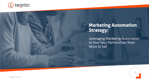 Leveraging Marketing Automation to Give Your Partnerships Team More to Sell