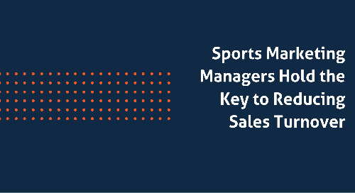 Sports Marketing Managers Hold the Key to Reducing Sales Turnover