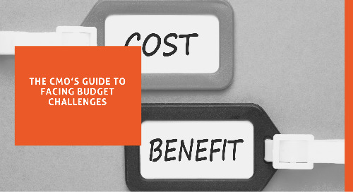 The CMO's Guide to Facing Budget Challenges