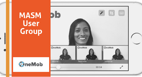 MarTech Introduction: OneMob - Video Platform