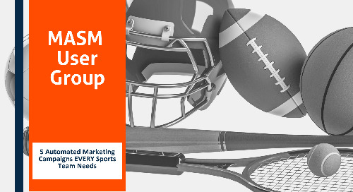 5 Automated Marketing Campaigns EVERY Sports Team Needs