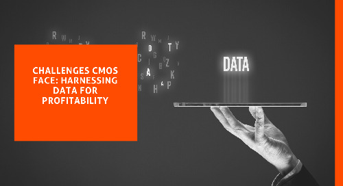 Challenges CMOs Face: Harnessing Data for Profitability
