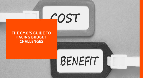 Challenges CMOs Face: The CMO's Guide to Facing Budget Challenges