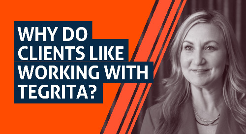 Why Do Clients Like Working With Tegrita?