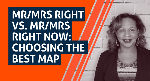 Mr/Mrs Right vs. Mr/Mrs Right Now: Choosing the Best MAP