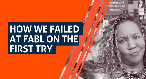 How We Failed at Fabl on Our First Try
