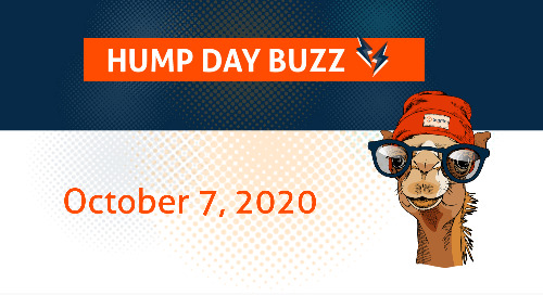 Hump Day Buzz for October 7, 2020