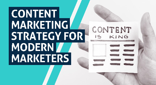Long Live the King: The Importance of Content in Modern Marketing