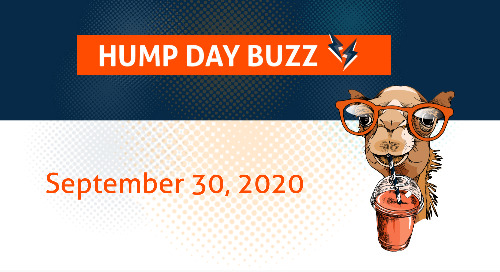 Hump Day Buzz for September 30, 2020