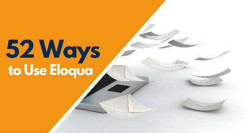 Organizing Eloqua Email Groups for Multiple Business Units