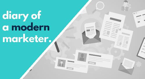 Diary of a Modern Marketer: The Power of Messaging