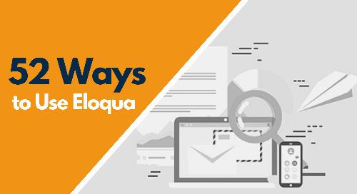 Using Eloqua Insight To Monitor And Flag Failed Campaign Sends