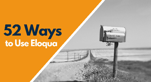 Automate Direct Mail Sends from Oracle Eloqua Campaign Canvas