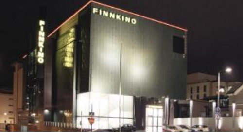 Finnkino Plaza - Three-Dimensional Structural Model Created with the Tekla Structures Modeling Software Used in the Project Management