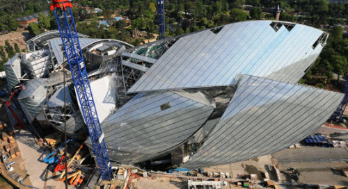 Fondation Louis Vuitton: A Dream Come Constructable