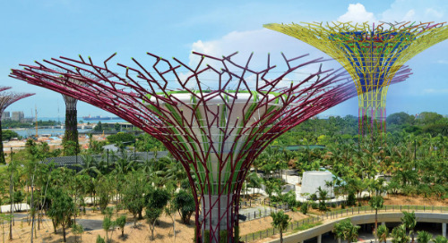 Gardens at the Bay - Use Truly Constructible Information to Speed Up the Fabrication Process