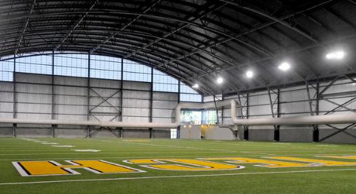 Georgia Tech Practice Facility: Creative Thinking Fast-Tracks Georgia Tech Football Facility