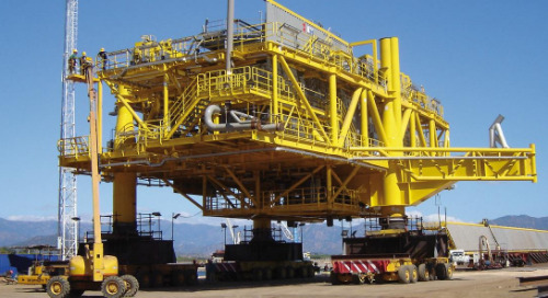 Saipem Oversees Entire Offshore Projects with BIM