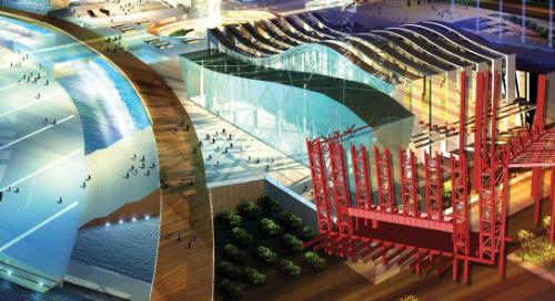 Shanghai Tongking (SHTK): Impressive Growth Through Impressive Projects Utilizing Tekla Structures
