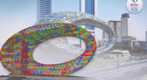 Cómo el Museo del Futuro está superando los límites de la ingeniería estructural