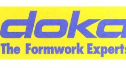 DOKA Formwork Compontents Now Available for Tekla Software from Trimble