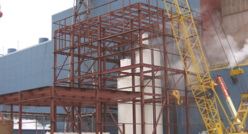 Dynamic Structural Steel: Startling Success Largely Due to Having the Latest BIM Technology