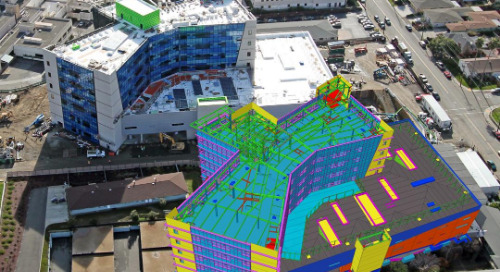 DPR Construction Succeed with Tekla BIM Technology to Save Time and Money at the Sutter Medical Center Castro Valley