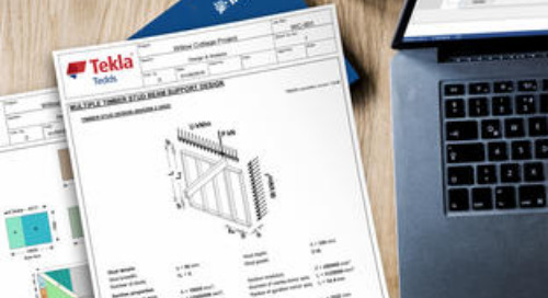 Martin/Martin: Gains Competitive Edge with Tekla Tedds