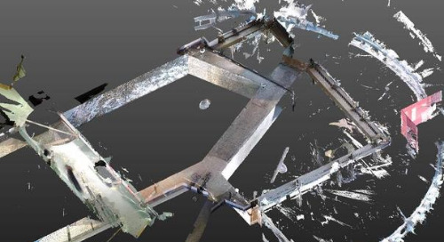 Détail Optimal Takes Accuracy and Efficiency to the Next Level with Point Clouds and Tekla Structures