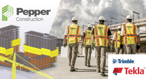 Using Digital Construction in Estimating, Planning and Placing Concrete