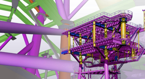 Increased Productivity and Accuracy in Offshore Projects