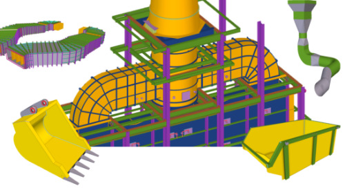 Speed up Your Platework with Tekla Structures