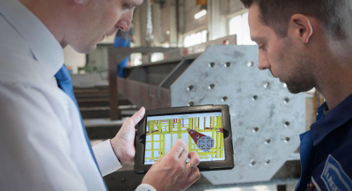 Unger Steel: Utilizing Constructible Models from Sales to Site