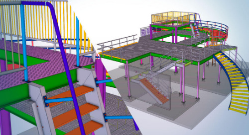 Latest Developments for Efficient Miscellaneous Steel Detailing and Fabrication