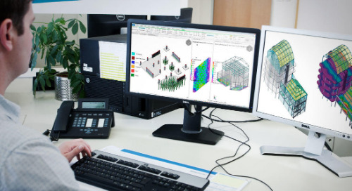 Introduction To Tekla Structural Designer: Integrated Model Based Design with Analysis for Faster Project Delivery
