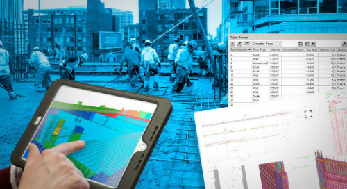 Successful Pours 2.0 – Concrete Tools for Transforming Pour Planning and Information Management