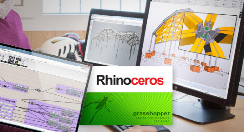 Discover Algorithmic Modelling for Tekla Structures Using Rhino/Grasshopper