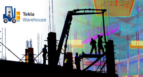 Digital Supply Chain Made Easy with Tekla Warehouse