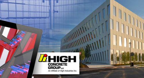 High Concrete Group: Award Winning Precast Construction and Cost and Time Savings Made Possible by Constructible Models