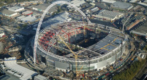 Wembley Stadium: From 160 Phase Models to a Single BIM