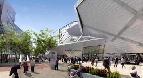 Tekla Structures ensures Smooth Erection on the Denver Art Museum Expansion
