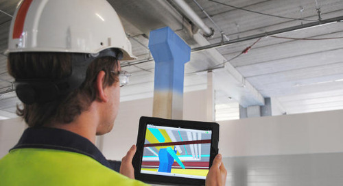 Puuvilla: From Factory to Shopping Center with BIM collaboration