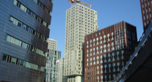 Cité Rotterdam: Fast changes, high quality
