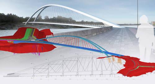 6 Benefits of BrIM (Bridge Information Modeling)