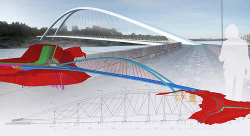 6 Benefits of BrIM (Bridge Information Modeling)
